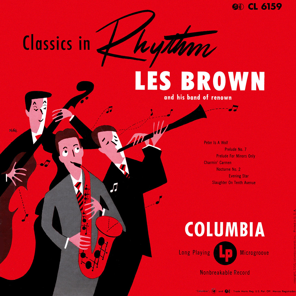Les Brown - Classics in Rhythm