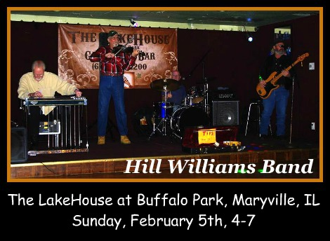 Hill Williams Band 2-5-17