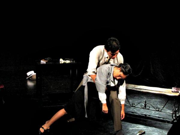 """""""Tres Historias de Teatro"""" dirigida por Alfonso Santistevan"""