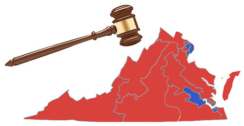 Court: Virginia's Racially Gerrymandered Map is Unconstitutional