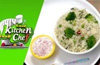 Green Peas Broccoli Pulao – Ungal Kitchen Engal Chef