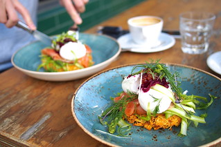 Flat White Coffee and Brunch in Melbourne