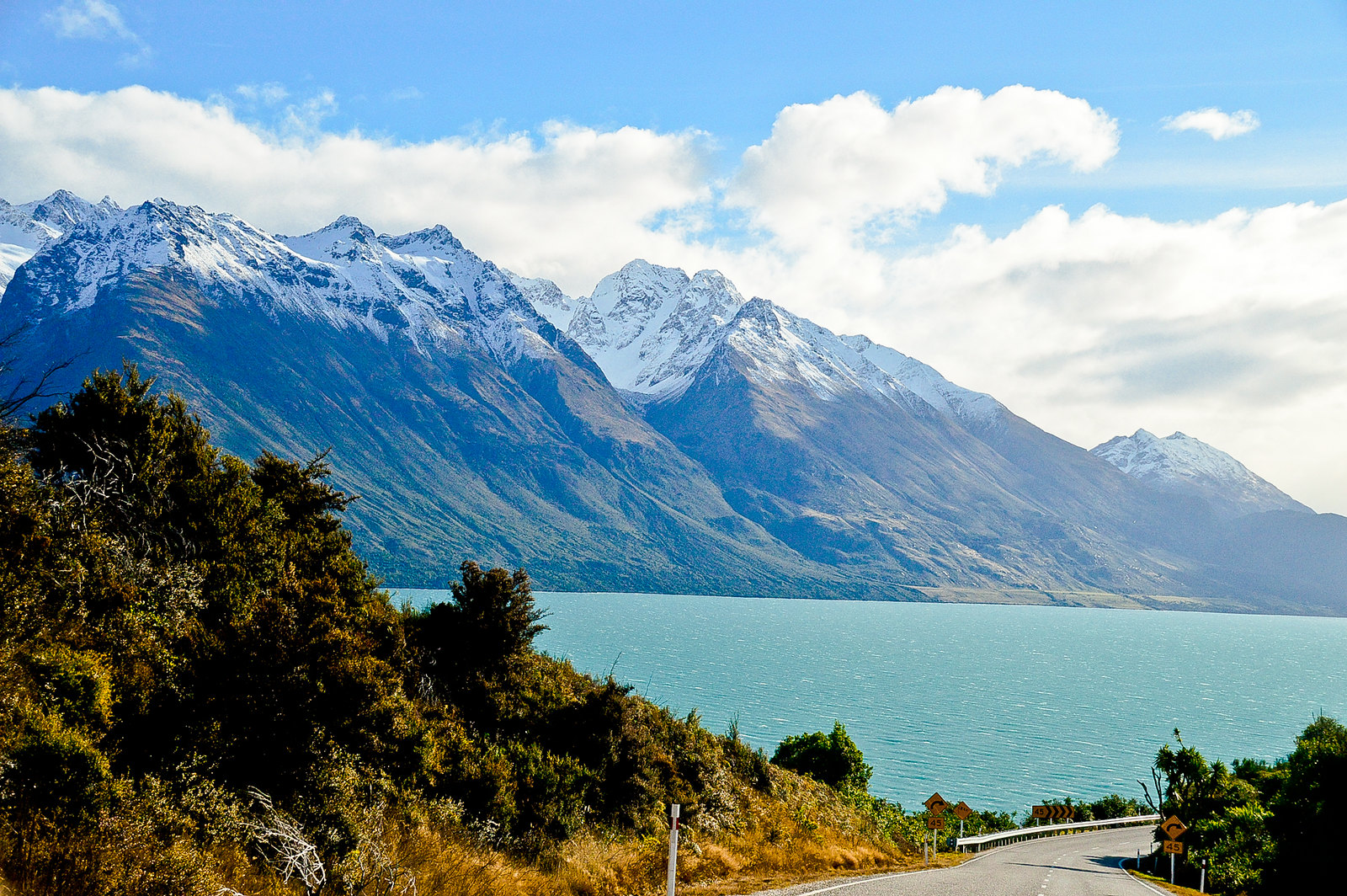 The Journey to Glenorchy (Or Middle-Earth, if you've watched Lord of the Rings)