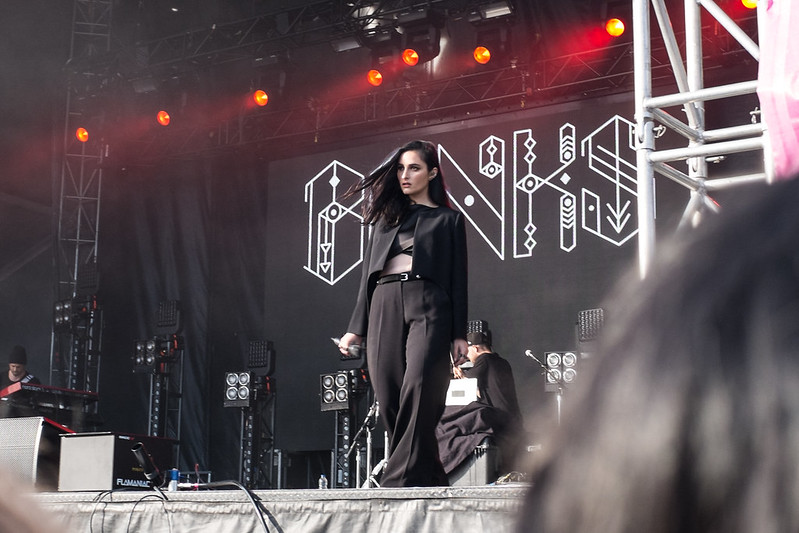 Banks @ Bestival Day 2 6/13/2015