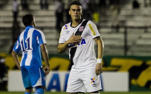 Vasco marcou gols em apenas sete jogos neste Brasileir�o