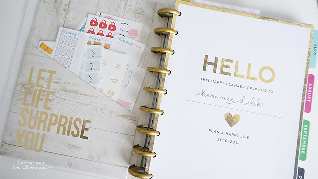 The Happy Planner