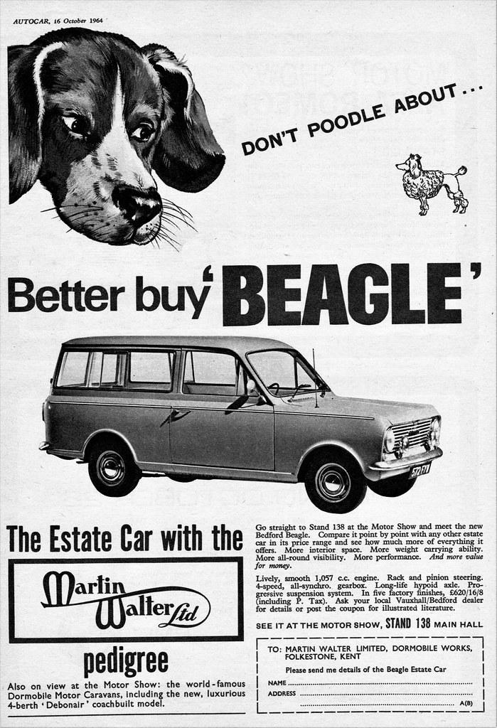 Walter Ltd 1965 bedford beagle by martin walter ltd bedford trucks a flickr