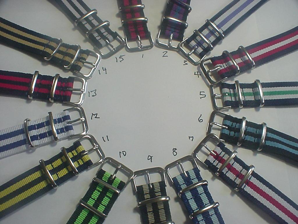 0c6ad7cb63d 12.white navy 15 black white 20mm  1. black red 2. black purple blue 3.navy white purple  4. navy red white 5. navy white green 6. black blue