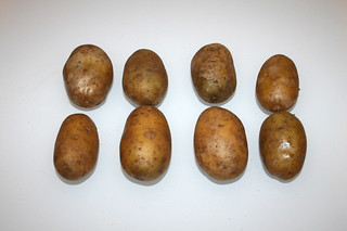21 - Zutat Kartoffeln / Ingredient potatoes