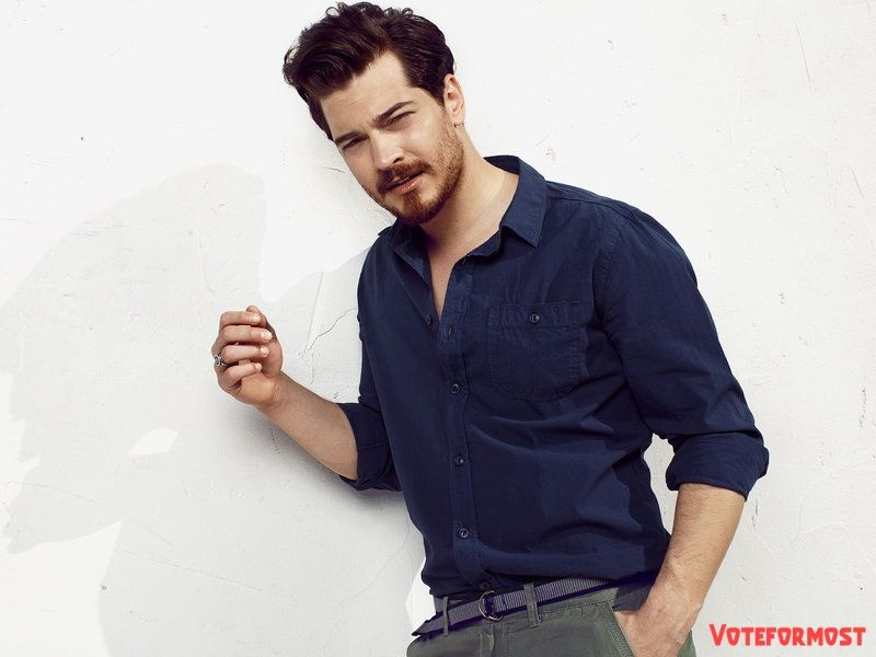 Çağatay Ulusoy - Most Handsome Man in the World 2017 Poll ...