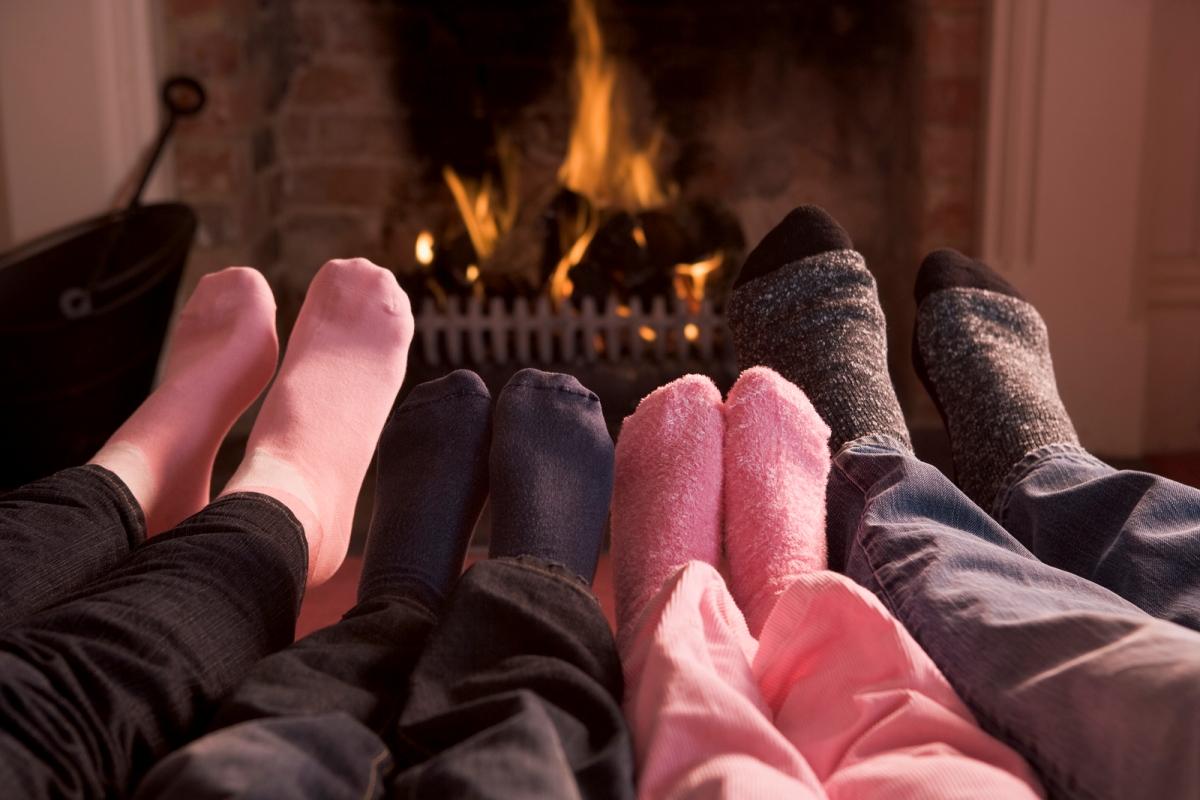 בטיחות אש בחורף