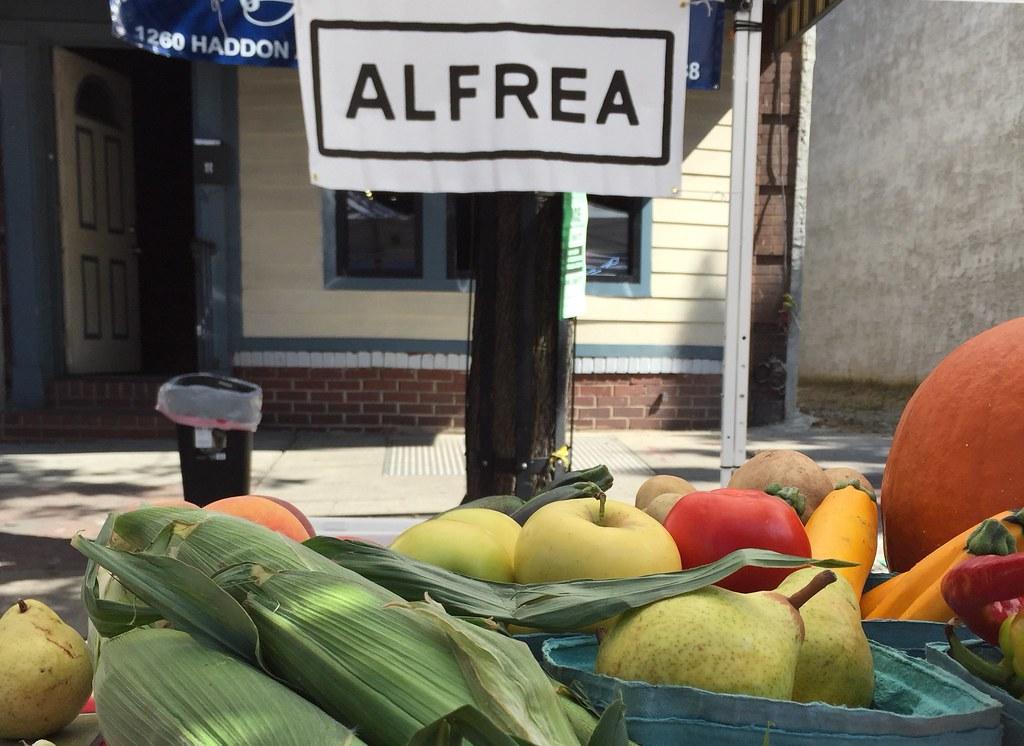 Alfrea news