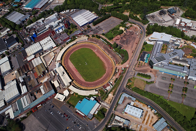 Owlerton Greyhound Stadium, Sheffield