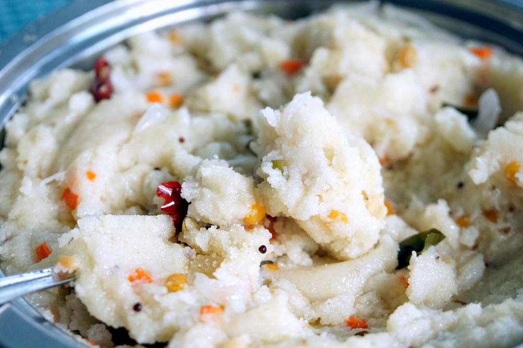 upma - food in india