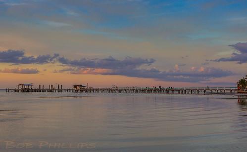 Bokeelia fishing pier at sunset bob flickr for Bokeelia fishing pier