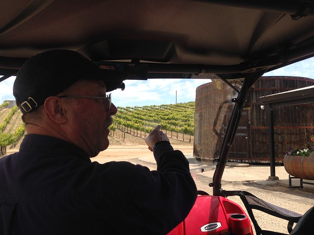 Estate Vineyard ATV Adventure at Hahn Vineyards