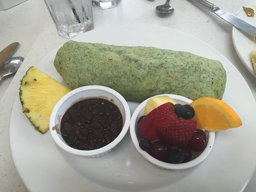 The Cottage - vegan lunch
