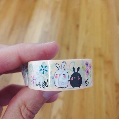 Bunny Tape!