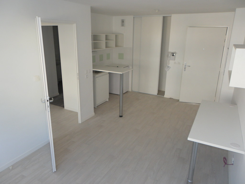 R sidence universitaire crous carreire bordeaux chambr for Appartement universitaire bordeaux