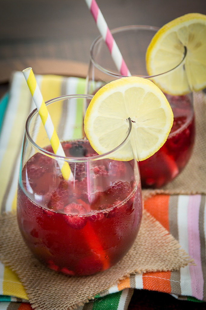 Quick and refreshing Summer Berry Pink Lemonade #KRAFTrecipes