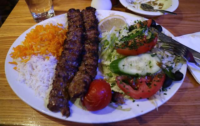Sadaf London Kebab