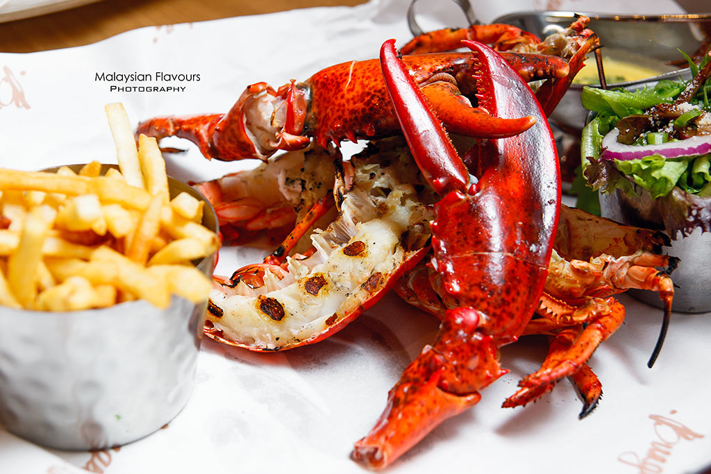 Burger & Lobster @ Genting Highlands, Sky Avenue | Malaysian Flavours