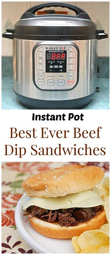 What's Cookin, Chicago: Instant Pot: Best Ever Beef Dip ...