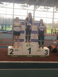 Scottish and Irish Indoor Titles