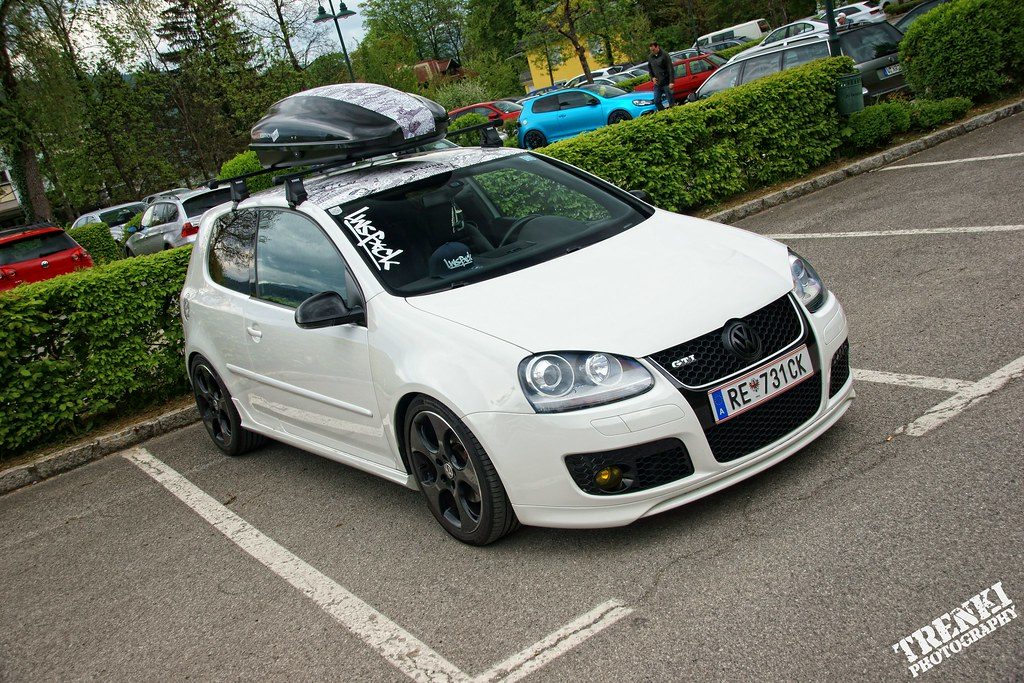 golf 5 gti edition 30 trenki photography flickr. Black Bedroom Furniture Sets. Home Design Ideas