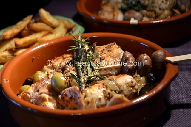 Rables de Lapin à la Moutarde et aux Olives © Ana Luthi  Tous droits réservés 23
