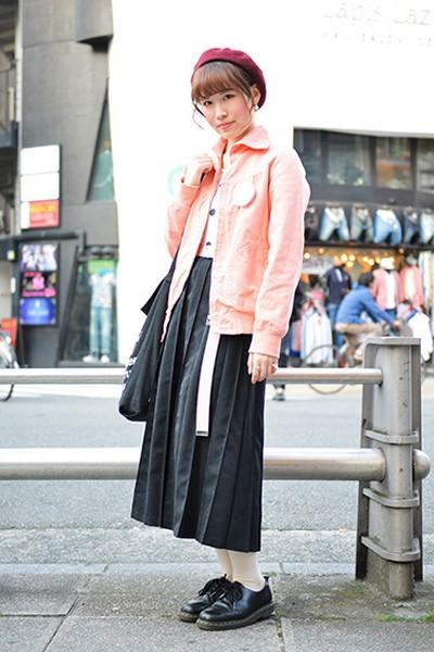 六月日本街拍 15