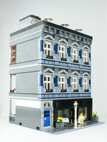 Lego Modular Building: Microsoft Store .