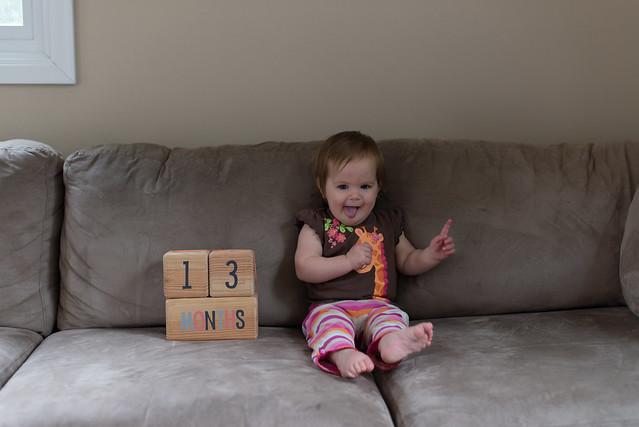 13 months-1