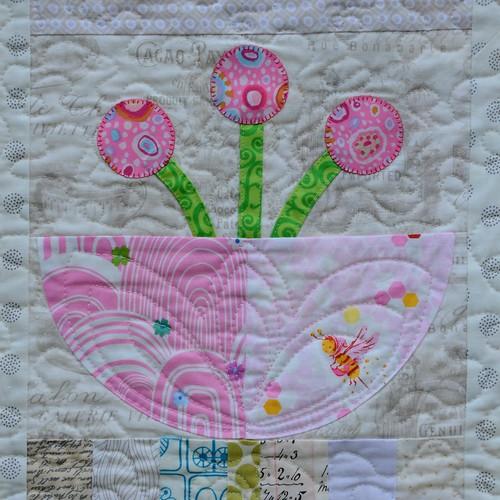 Cutting Garden (detail) by Poppyprint