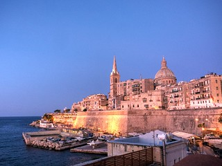 Valletta-by-Night | by DesParoz