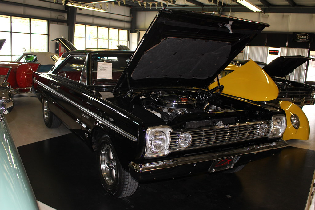 1966 Plymouth Belvedere II - East Coast Classic Cars | Flickr