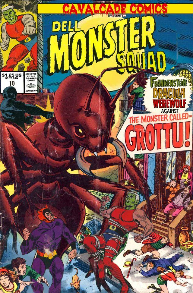 Cavalcade Comics 10