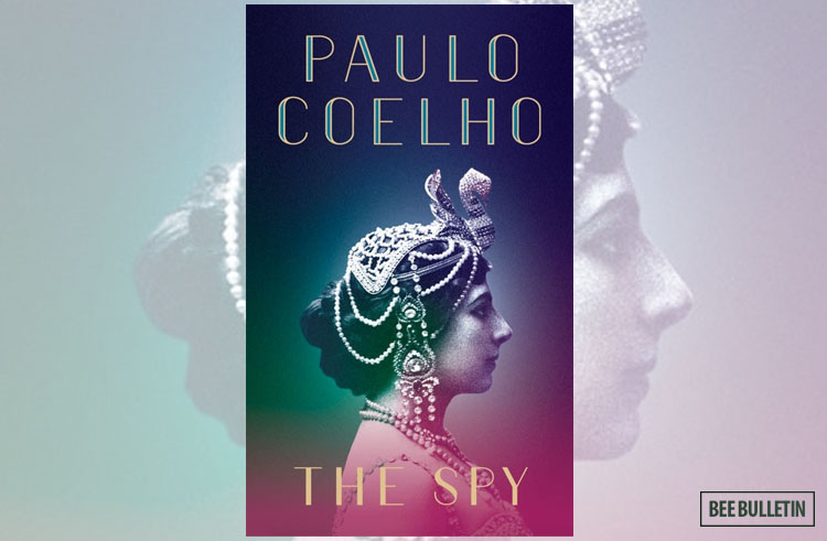 The Spy by Paulo Coelho - Top 10 Best Books of 2016