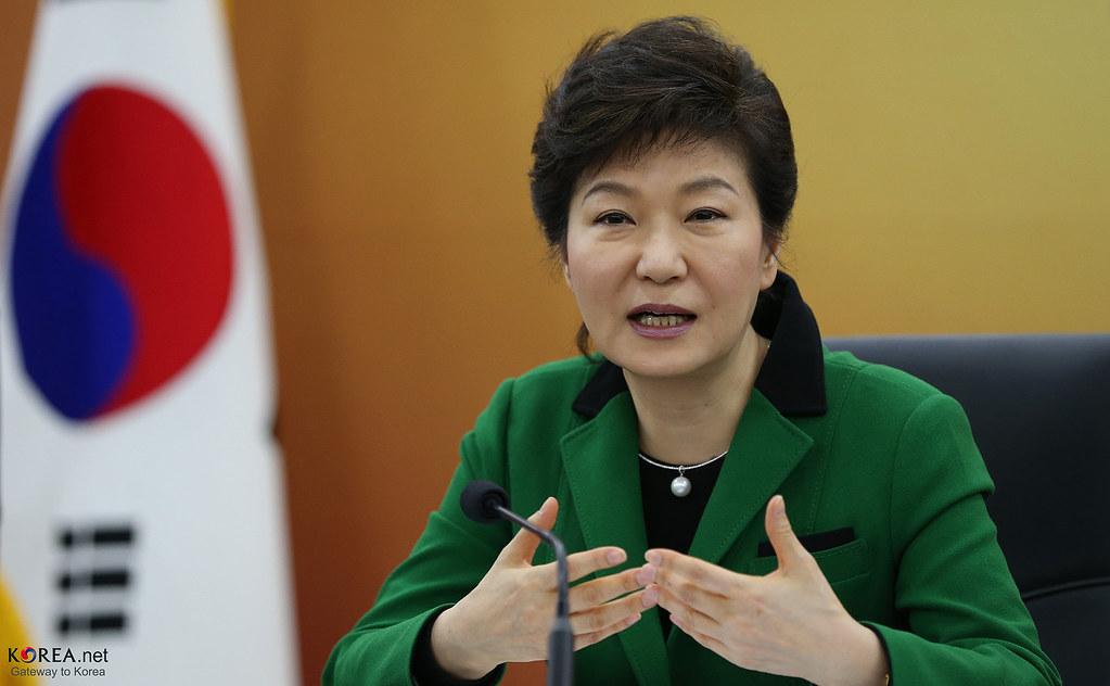 南韓總統朴槿惠。(照片取自Korea.net)