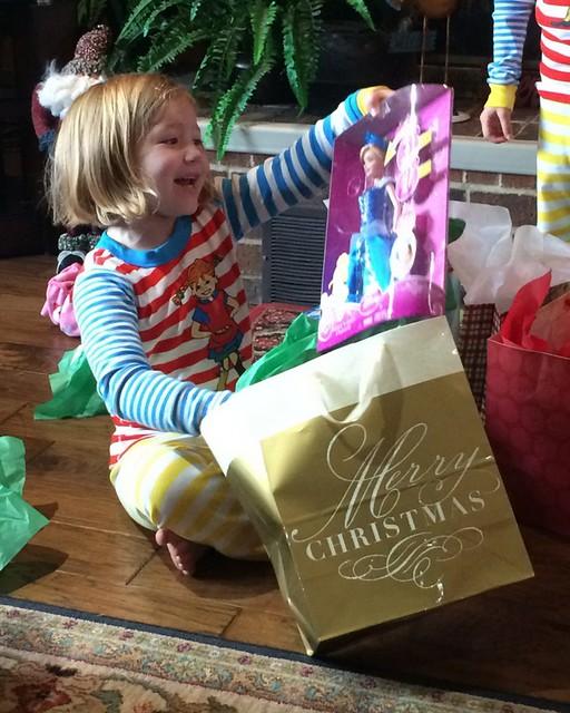 School Christmas Party's and Kiki's 201452