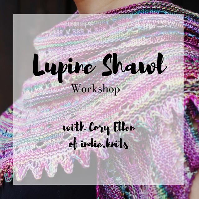 Lupine Shawl Nifty Knitter-2
