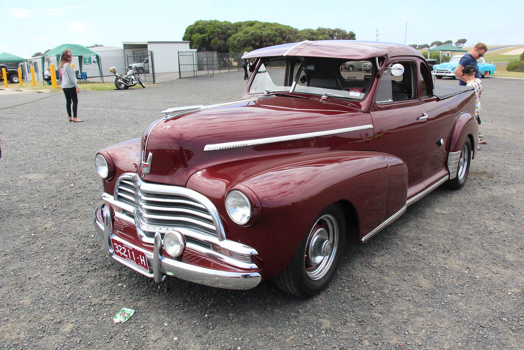 1946 Chevrolet Stylemaster Coupe Utility | General Motors ...