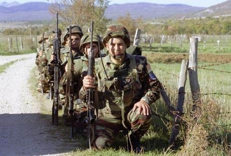 Les F.A.R. en Bosnie  IFOR, SFOR et EUFOR Althea 32123822163_ec51de067b_o