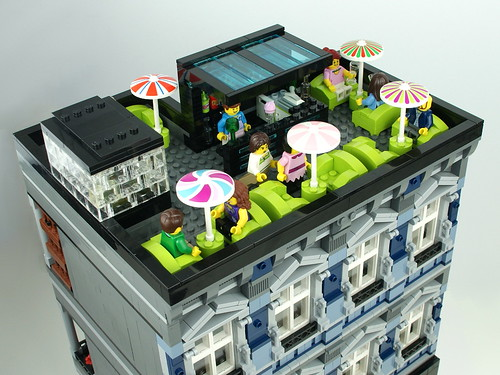 Modular Building Microsoft Store A Lego 174 Creation By