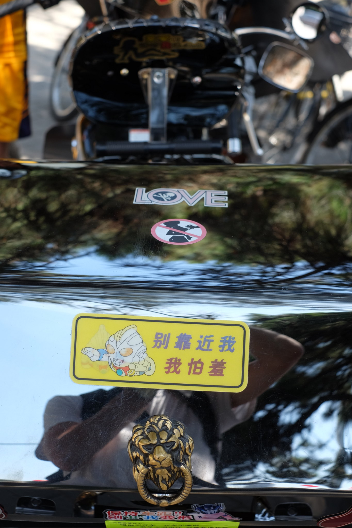 Suzuki 150 gepimpt