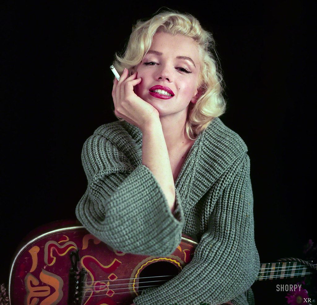 Marilyn Monroe James Deam Room Ideas