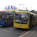 Yellow Buses VP807 DX09GYS
