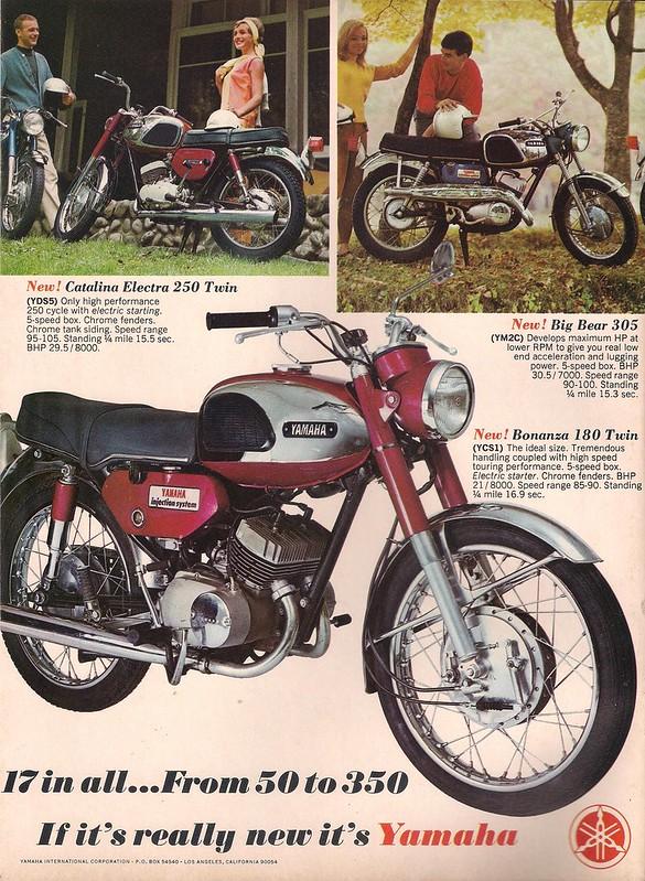 Yamaha 67 4