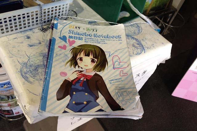 2015/06 叡山電車×きんいろモザイク 旅日記 #01