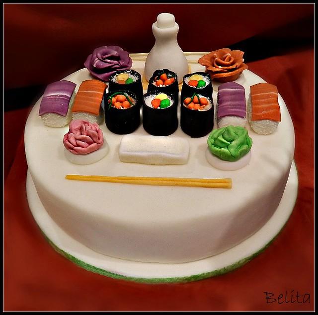 ART - CAKE STYLING